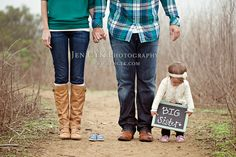 Maternity/Ways to announce you're pregnant. JEN CYK PHOTOGRAPHY