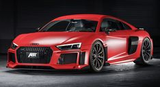ABT Shaves 50Kg And Adds 20HP To Audi R8 V10