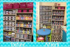 First Grade Glitter and Giggles: A Few Classroom Changes...