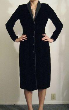 Oscar de la Renta Dress Coat $32