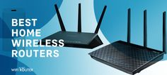 Top 10 Best Home Wireless Routers in 2019 - The Double Check Wireless Router, Wifi, Home Goods, Tops, Wifi Router