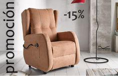Promoción de sillón relax en Rest&Home