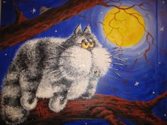 Dan casado коты: 1 тыс изображений найдено в Яндекс.Картинках Grinch, Cat Art, Whimsical, Cats, Painting, Google, Gatos, Painting Art, Paintings