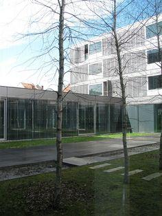 Student Housing Poljane - Bevk Perovic