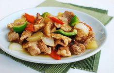 Tangsuyuk (Sweet and Sour Beef or Pork) - Korean Bapsang