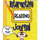 Interactive Reading Journal - Common Core Aligned