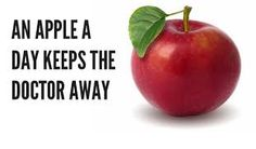 """Did you ever heir the famous quote: """"One Apple per Day – You Don't Need a Doctor""""? This is the wisdom of our ancestors and we should practice it to stay healthier. But do we really make an effort to consume one apple per day? Apple Benefits, Health Benefits, Diabetic Ketoacidosis, Causes Of Diabetes, Free Dental, Lose Weight, Weight Loss"""
