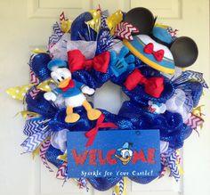 Disney Wreaths For Any Season!