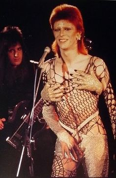 David Bowie's photo- for fans of David Bowie. awesomeness