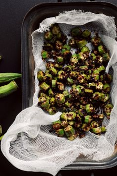 Fried Okra recipe.....I need to try this! via @dineanddish