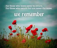 Anzac- lest we forget