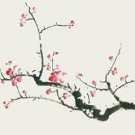 Image result for 梅花畫法