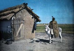 vintage everyday: Beautiful Color Photos of Life in Hungary in The Early 1930s