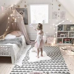 Baby Playroom Interior with Solid Color Cotton Bed Canopy Inspiration - bed. - Baby Playroom Interior with Solid Color Cotton Bed Canopy Inspiration – bed canopy diy, bed - Baby Bedroom, Girls Bedroom, Bedroom Decor, Room Baby, Trendy Bedroom, Bedroom Inspo, Baby Playroom, Playroom Decor, Toddler Rooms