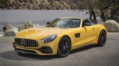 Автофория: Mercedes-AMG активно обновляет семейство AMG GT