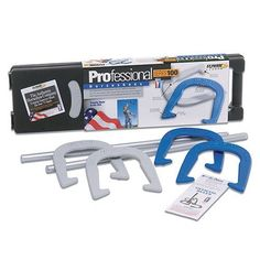 St. Pierre American Professional Horseshoe Outfit by St. Pierre. St. Pierre American Professional Horseshoe Outfit.