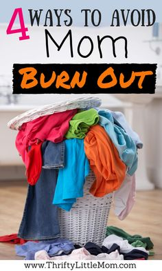 Avoid Mom Burnout. Check out these tips on excercise, marriage, time management and cleaning to help keep your life in better order And avoid burning yourself out.