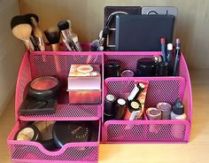 Make Up Beauty Shopping!: Make Up Storage Idea!