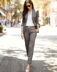 97 Best and Stylish Business Casual Work Outfit for Women. Wear to work womens f… 97 Best and Stylish Business Casual Work Outfit for Women. Wear to work womens fashion. Casual Office Fashion, Office Outfits, Work Casual, Office Wear, Stylish Office, Casual Wear, Business Outfits Women, Business Attire, Business Suit Women