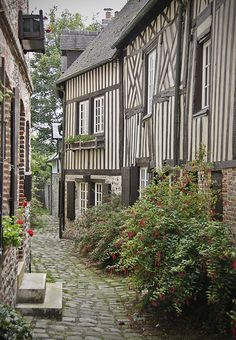 Honfleur, France…in the Calvados Region of Franc Wonderful Places, Great Places, Beautiful Places, Omaha Beach, Places To Travel, Places To Visit, Honfleur, Normandy France, Ville France