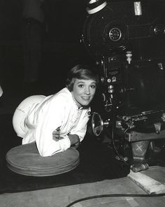 Julie Andrews will always remind me of my mommy