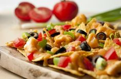 Foodista | Recipes, Cooking Tips, and Food News | Chicken Nachos