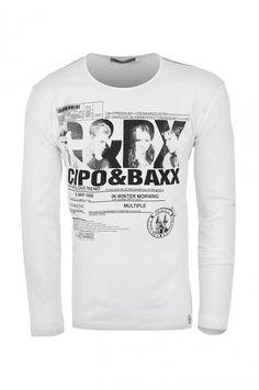 Cipo & Baxx Sweatshirt C-5355