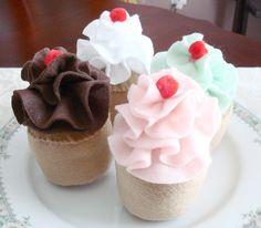 bottlecap pincushions