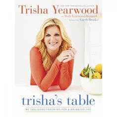 Learn to cook like country music star, Trisha Yearwood, with some of her feel-good favorites. Avaiable at the Food Network Store!
