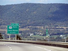 Lock Haven, PA <3 Been there, but definitely way more fun than staying home and doing nothing :)