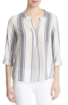 JOIE 'Oden' Blouse. #joie #cloth #
