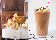 These healthy drinks can deliver the body of your dreams—and, even better, taste like indulgent desserts! These healthy protein shake recipes for weight loss can deliver the body of your dreams—and, even better, taste like indulgent desserts! Protein Smoothies, Protein Snacks, Pancakes Protein, Fruit Smoothies, Oat Pancakes, Oat Muffins, Protein Bites, Smoothie Drinks, Smoothie Diet