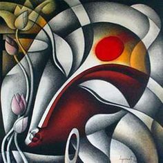 Image result for jagannath paul paintings