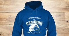 Discover Go Camping And Play Guitar Hoodies Sweatshirt, a custom product made just for you by Teespring. With world-class production and customer support, your satisfaction is guaranteed.