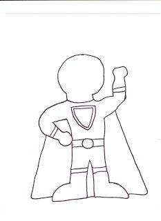 Superhero Power!! - Hanselor the Counselor