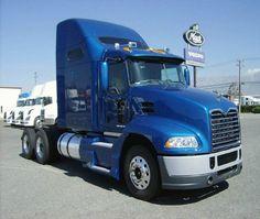 TEC Trucks - Mack PINNACLE CXU613