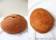 Pan integral – Mi Diario de Cocina Tapas, Types Of Flour, Pan Bread, Fries, Muffin, Homemade, Breakfast, Sweet, Breads