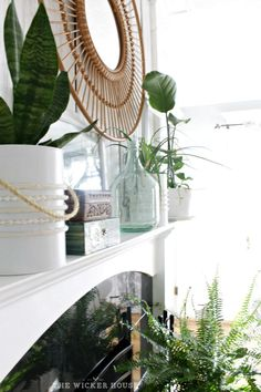 How to refresh your space in the winter.