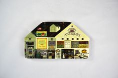 Vintage Charles Wysocki Country Heartland plaat Peppercricket