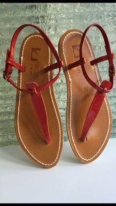 3706a7f112e Saint Tropez · Osez le rouge pour vos tenues d été ! Une couleur puissante  et chaude qui