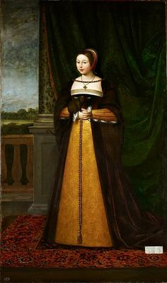 Margaret Tudor, Queen of Scotland (1489-1541) | The Royal Collection. note carpet on floor and not on table