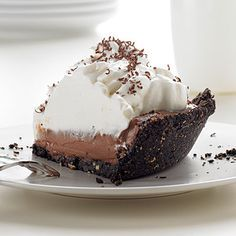 Chocolate Cream Pie – Sugar Free
