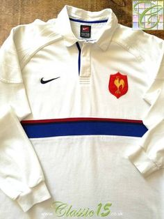 63265eab971 22 Best Classic France Rugby Shirts images in 2019 | France rugby ...