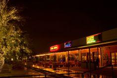 Outside, Trinity Groves, Storefront, Restaurants