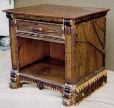 Twig Furniture Example | New Beginnings? | Pinterest | Twig Furniture, Rustic  Furniture And DIY Furniture