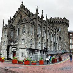 Dublin Castle & travel tips