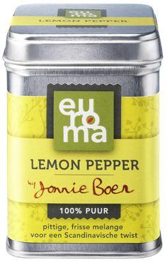 Original Spices by Jonnie Boer - Lemon Pepper Tofu Curry, Lemon Pepper, Tapenade, Coffee Cans, Hummus, Feta, Risotto, Slow Cooker, Avocado