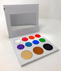 The blooming palette by Miinachi Cosmetics Eyeshadow Palette, Bloom, Cosmetics