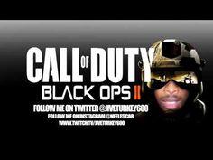 Jive turkey presents, Black Ops 2: LIVE NOW!!!!!
