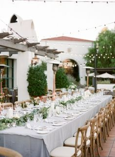 Venue, Ojai Valley Inn & Spa, Flowers, Toast Event Design & Coordination; Planner, Love This Day Events - California Wedding http://caratsandcake.com/WhitneyandChase
